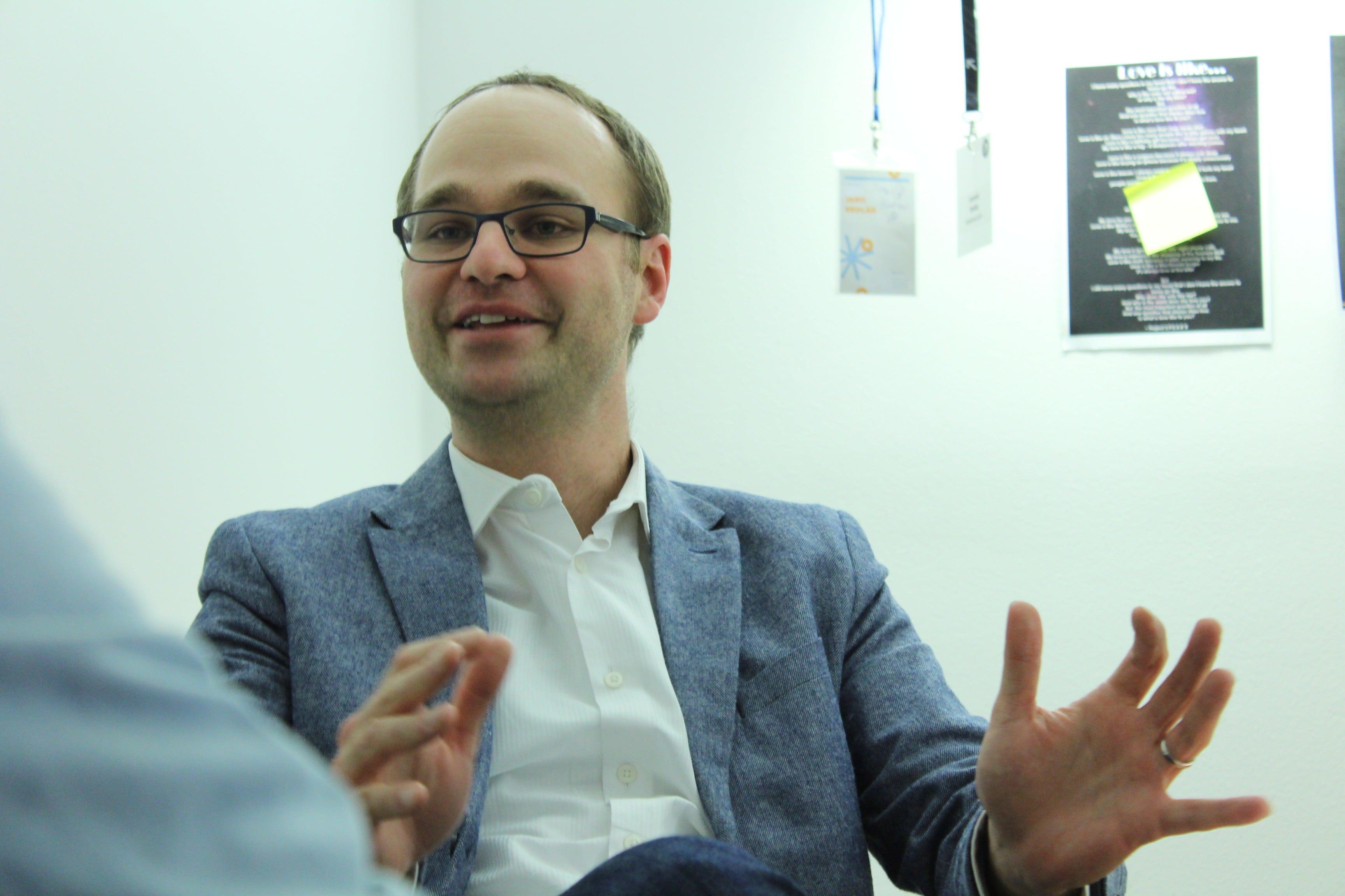 """Jaromír Sedlár: """"Ak chcete niečo urobiť, tak to spravte"""""""