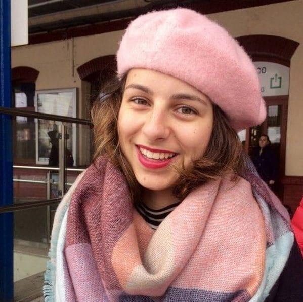 Katka Pirhacova 2016