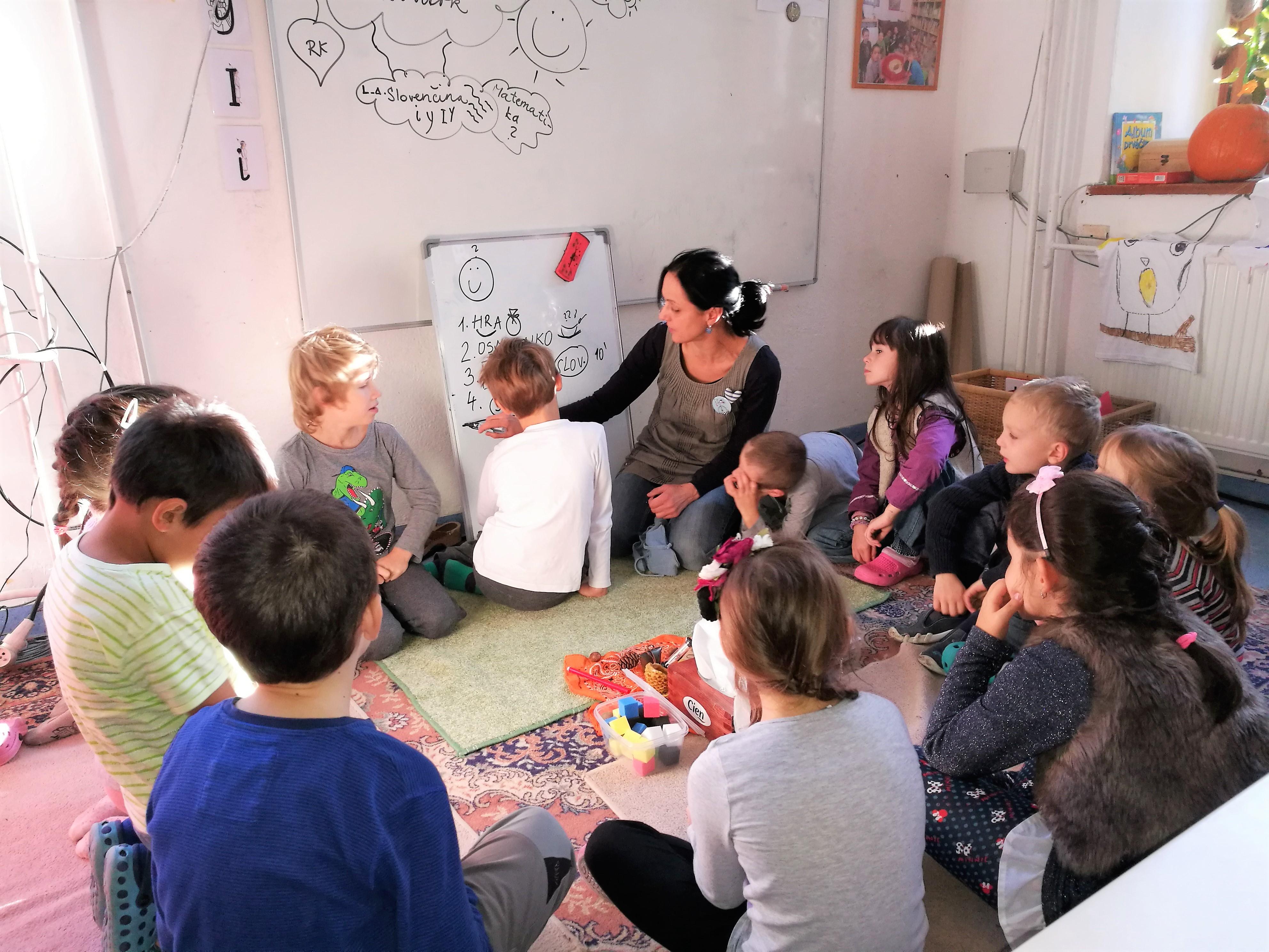 Príležitosť pre učiteľov rozvíjať sa prostredníctvom mentoringu