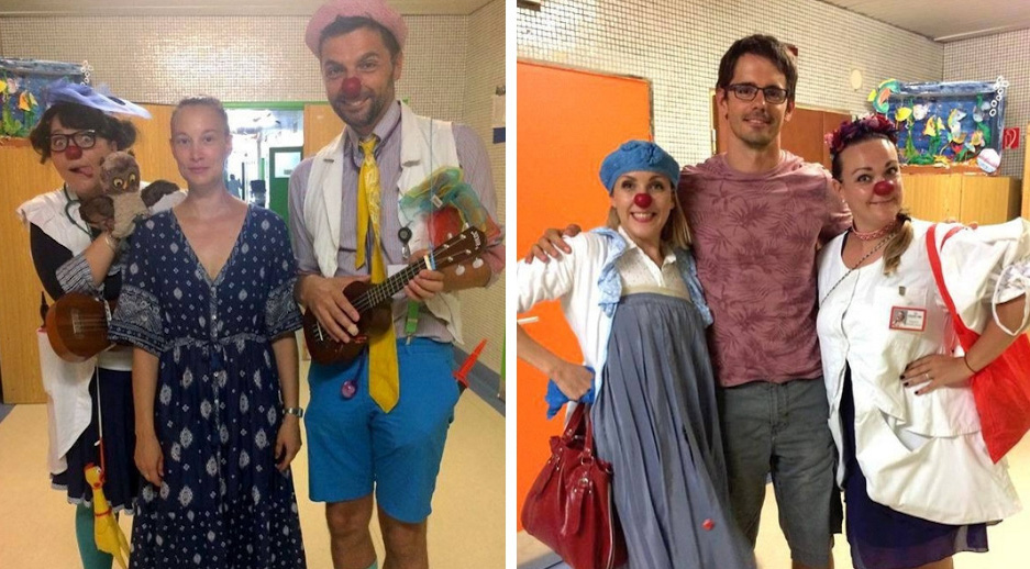 Ako sa spojili zdravotní klauni s červenými nosmi a marketingoví experti