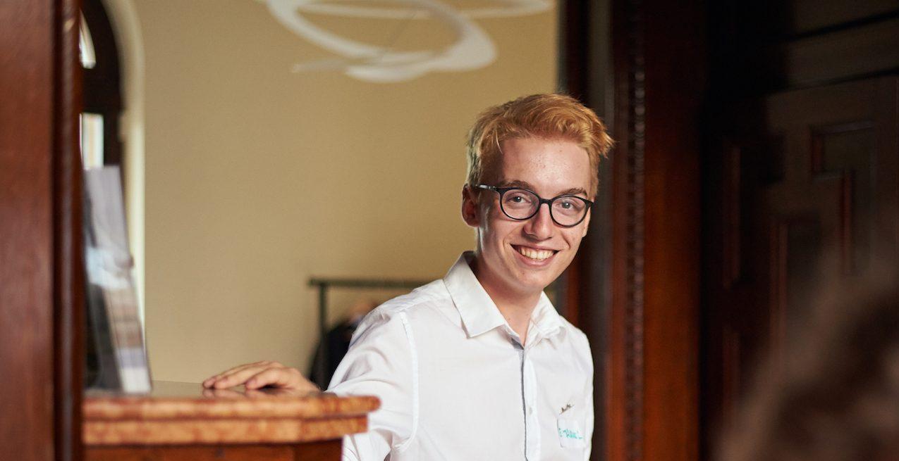 Ako Emanuel Kucbel vďaka LEAF Award rozbehol študentskú marketingovú agentúru