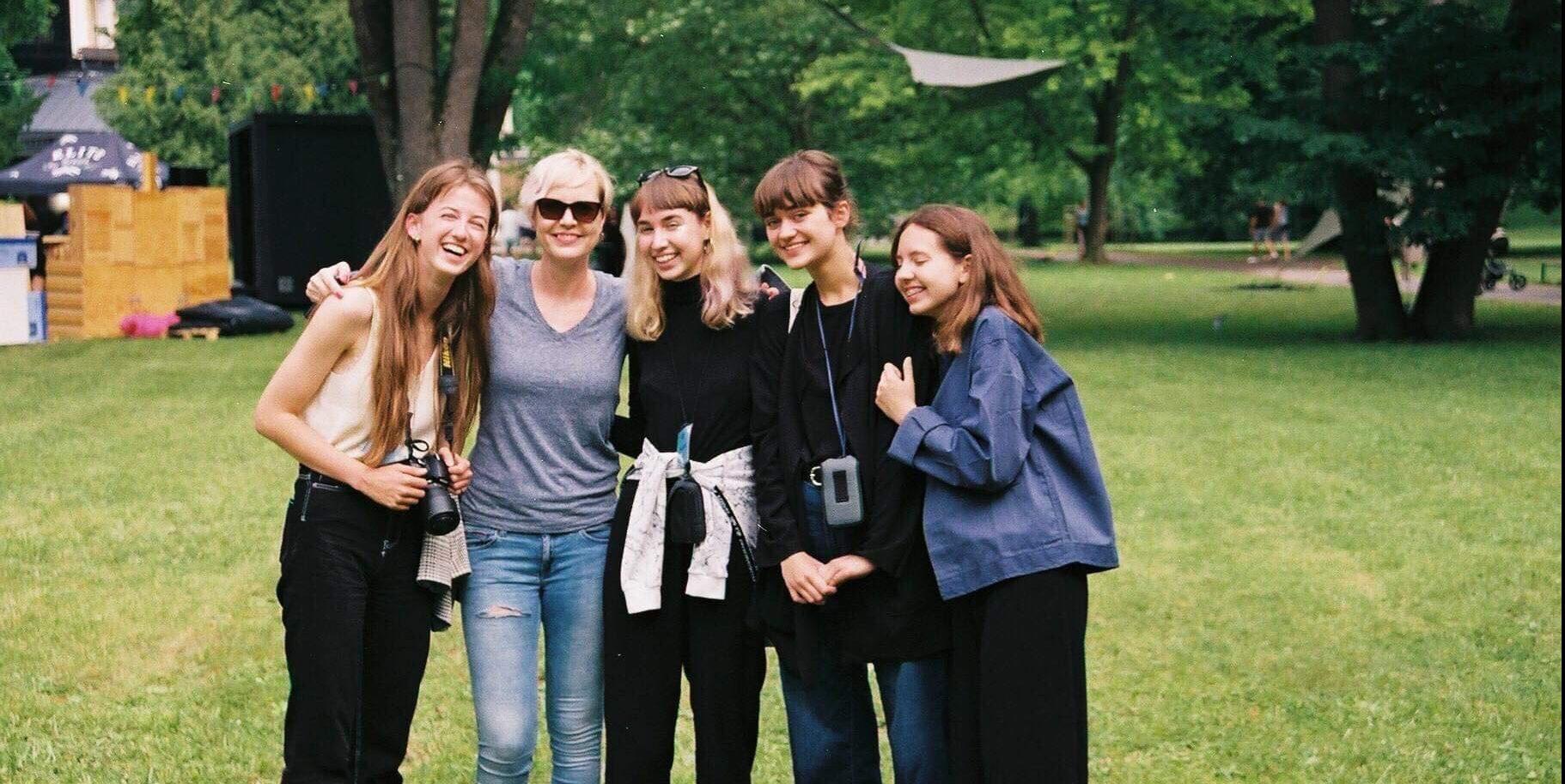 Laura Bilíková: HMOTA je časopis, ktorý spája