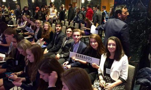 Študenti reprezentujú školu na podujatí