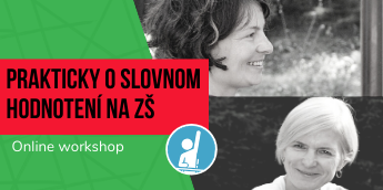 Praktický workshop o slovnom hodnotení na ZŠ