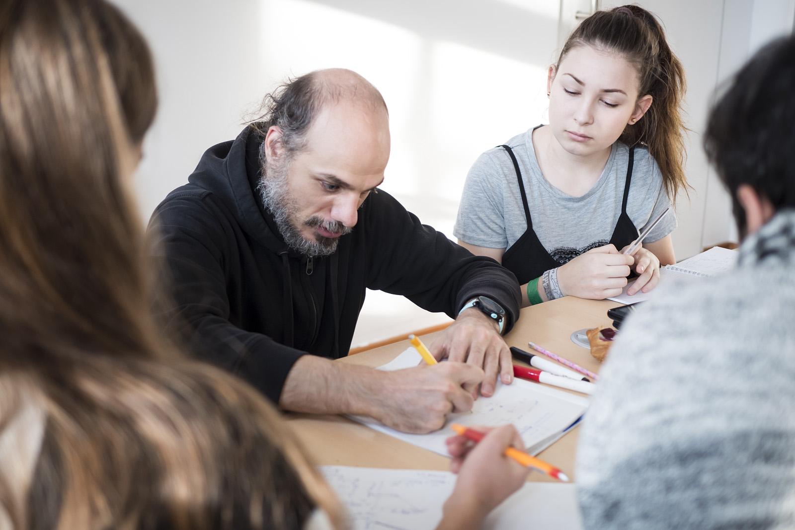O hodnotení s pedagógmi LEAF Academy